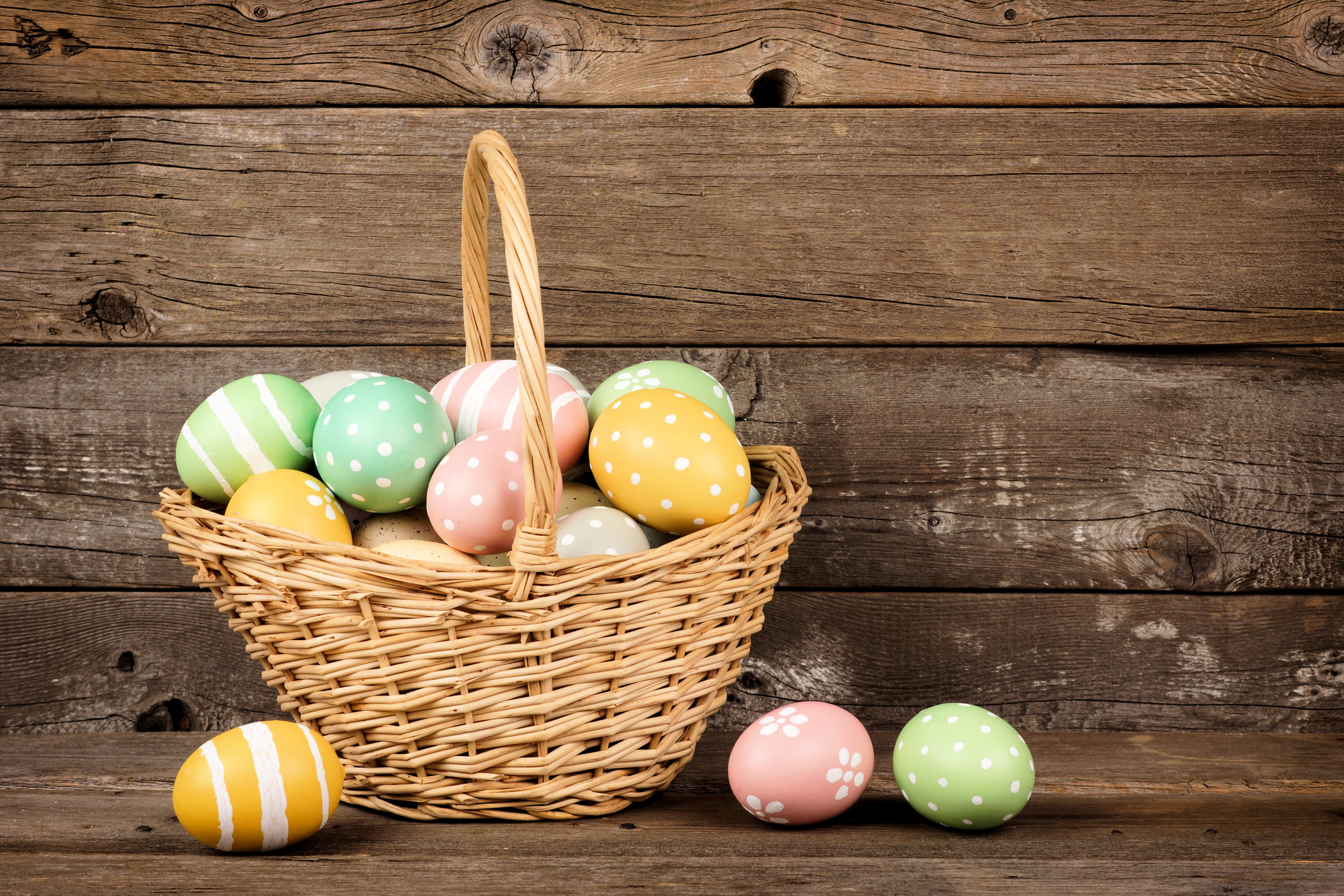 What Easter Baskets and Finances Have in Common
