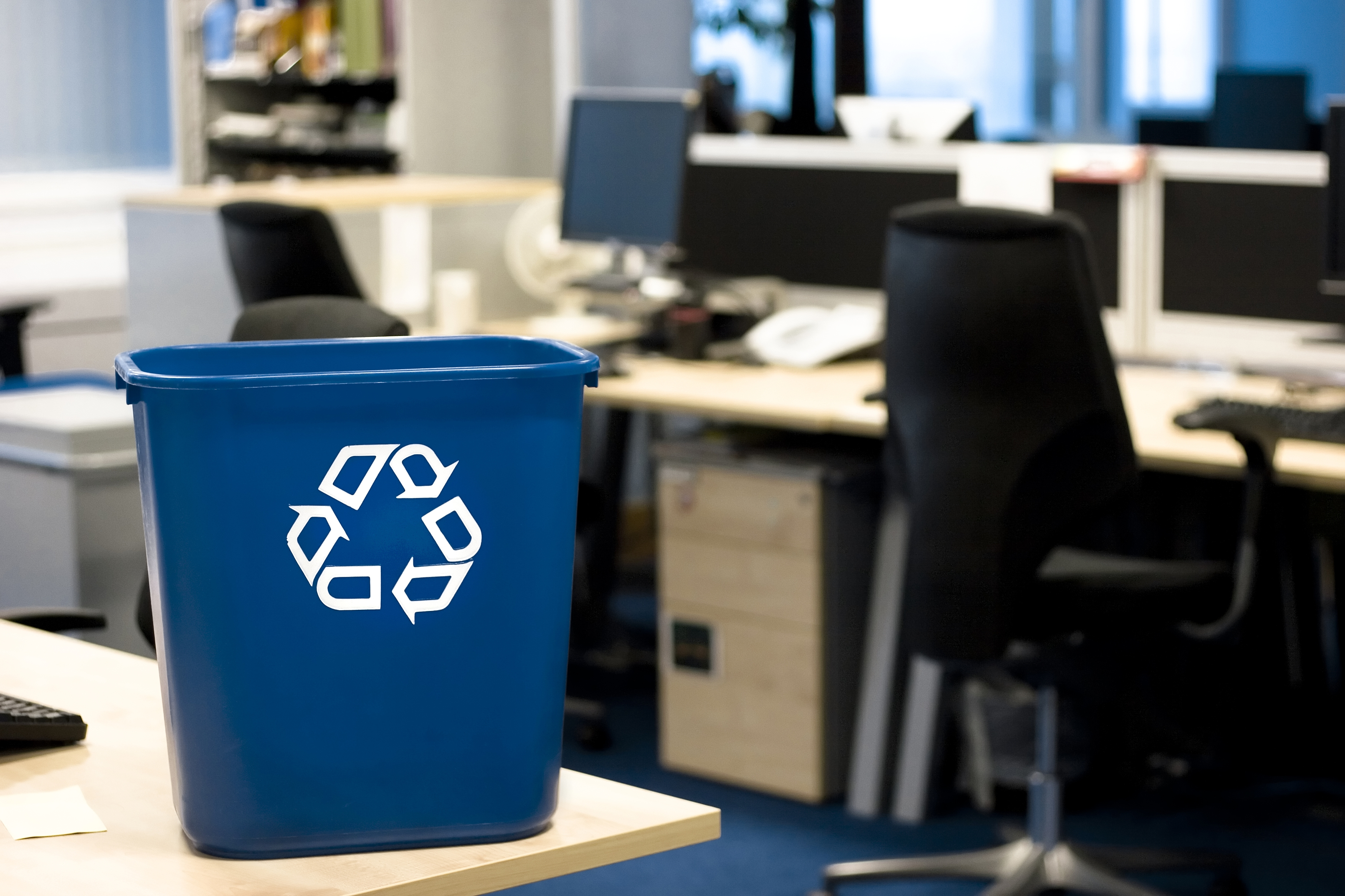 Use These Everyday Practices to Reduce Waste at Work