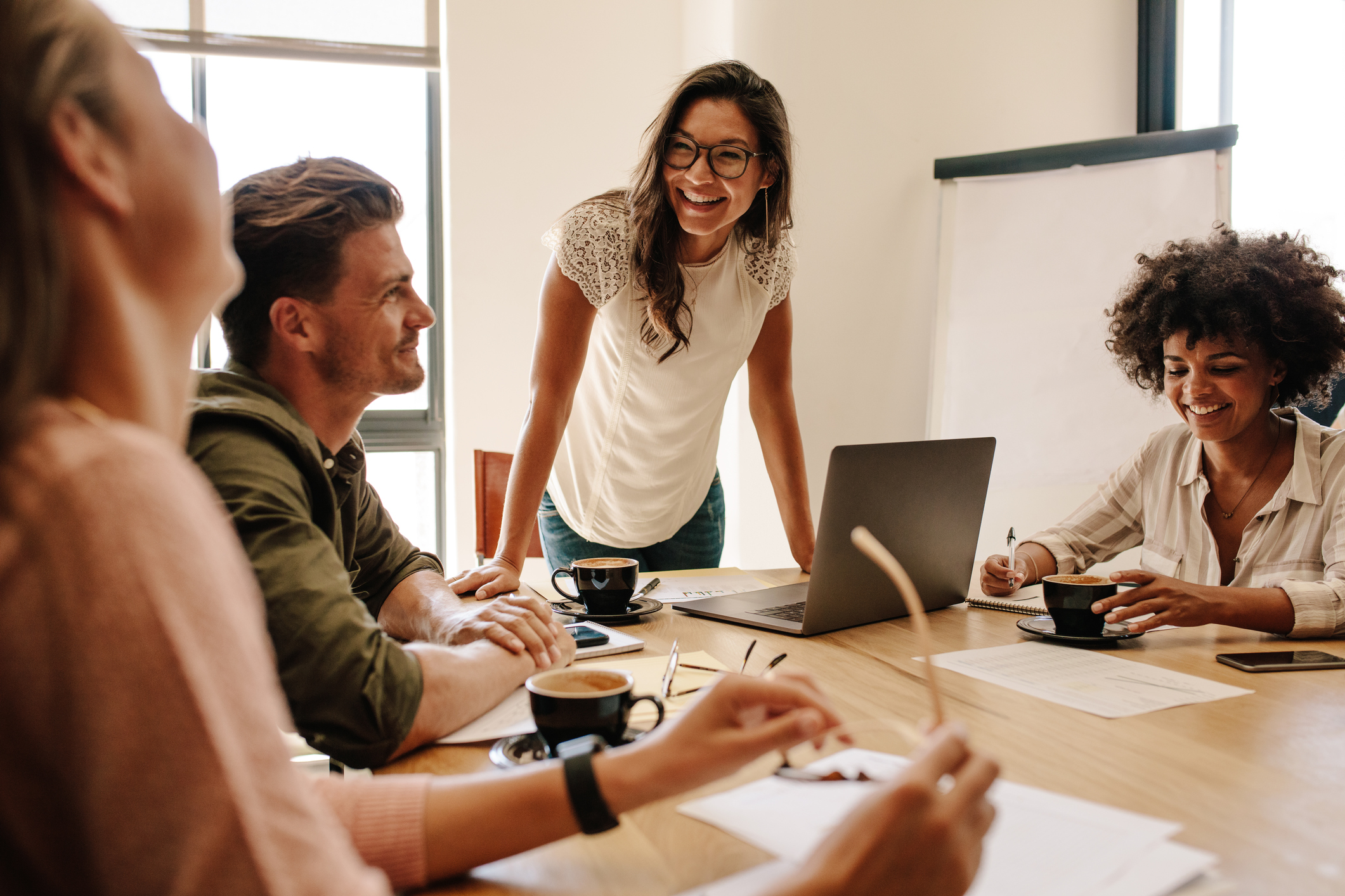 Team Building Exercises to Build Your Small Business