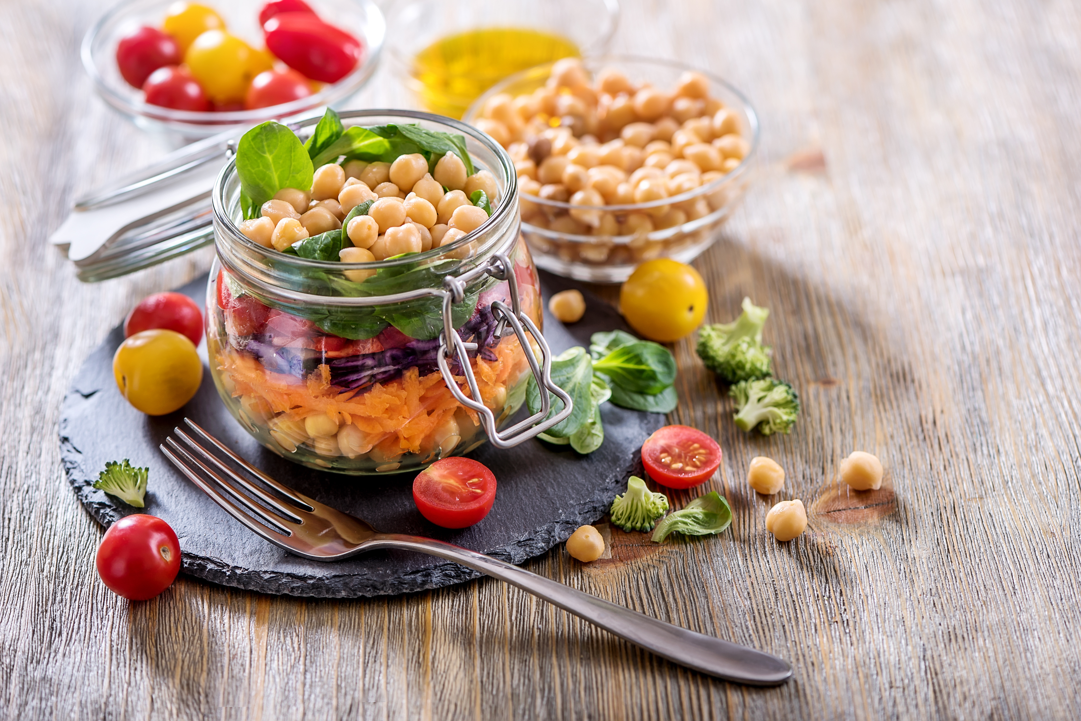 Healthy Packed Lunch Ideas That Aren't Sandwiches