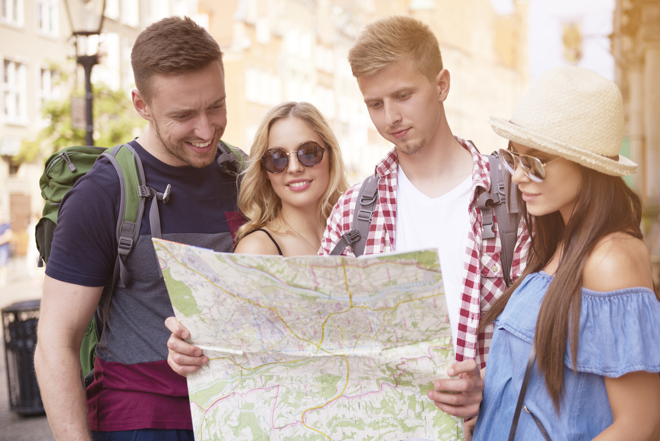 Keep Your Wanderlust in Good Financial Standing