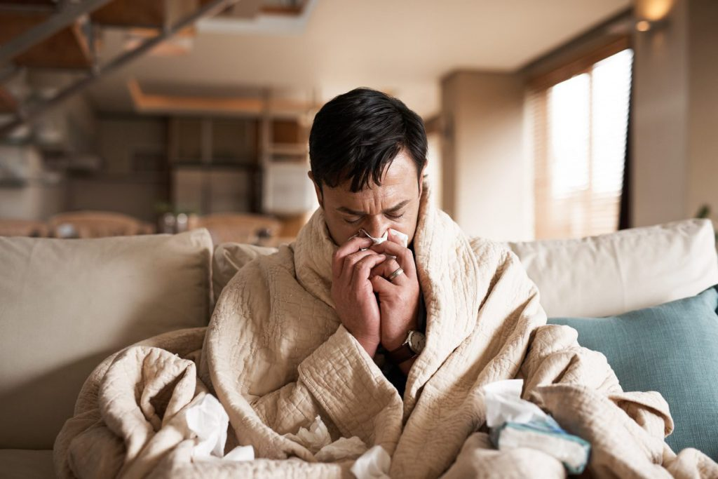 Flu Season Severity and Its Price