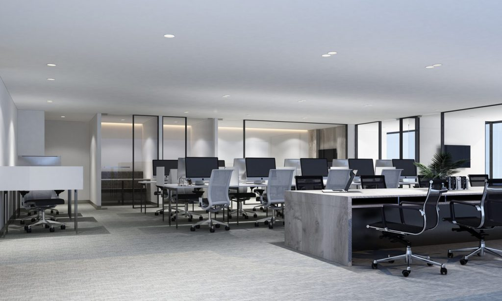 Is the Traditional Workplace Office Obsolete?