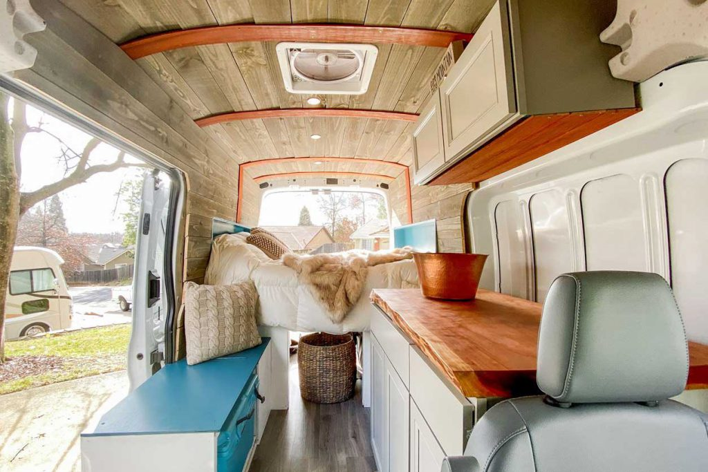 Cost-Effective RV Upgrades for Comfort and Energy-Efficiency